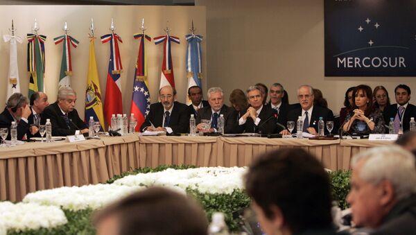 Mercosur summit. (File) - Sputnik Mundo