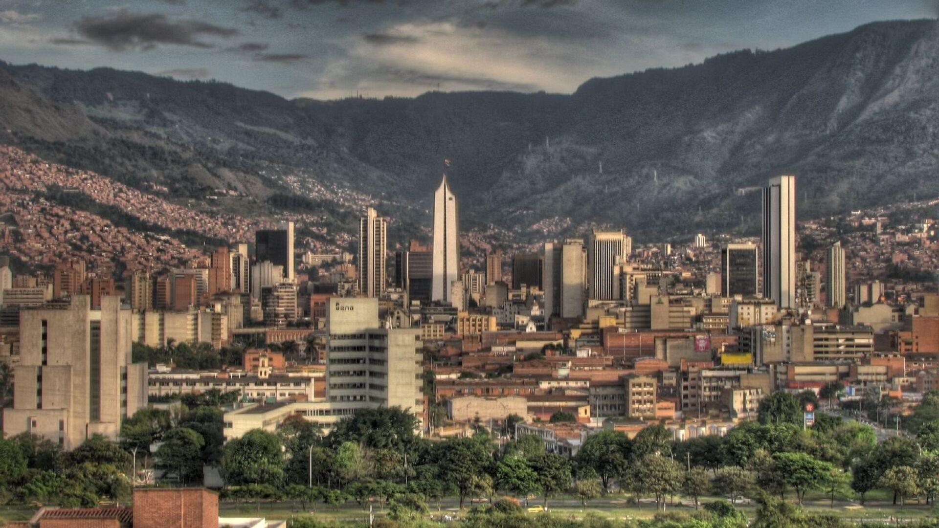 Medellín, Colombia - Sputnik Mundo, 1920, 07.04.2021