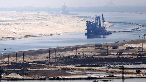 Сanal de Suez - Sputnik Mundo