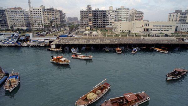 Port Said - Sputnik Mundo