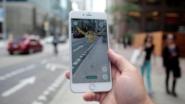 Pokémon GO - Sputnik Mundo