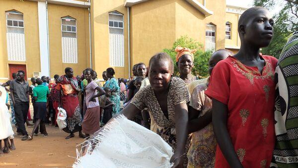 Situación en Sudán del Sur - Sputnik Mundo