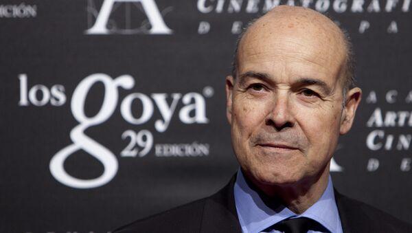 Antonio Resines, presidente de la Academia de Cine de España - Sputnik Mundo