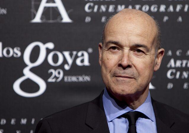 Antonio Resines, presidente de la Academia de Cine de España