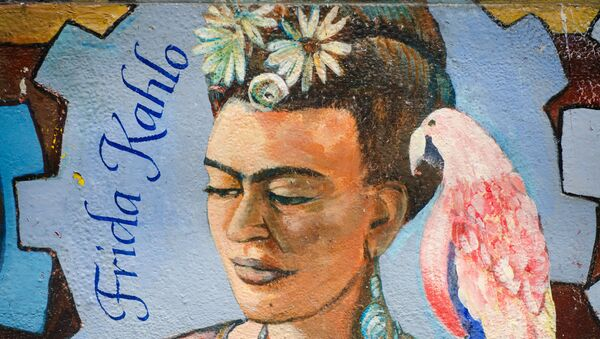 Retrato de Frida Kahlo - Sputnik Mundo