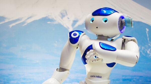 Robot (archivo) - Sputnik Mundo