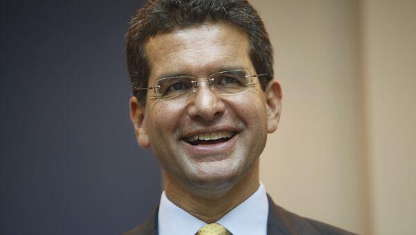 Pedro Pierluisi, comisionado residente de Puerto Rico en Washington - Sputnik Mundo