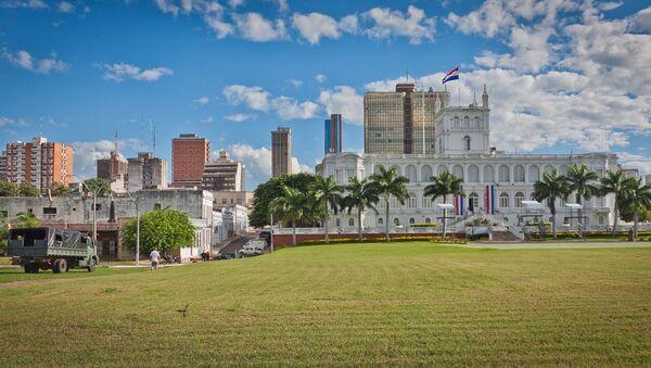 Asunción, Paraguay (archivo) - Sputnik Mundo