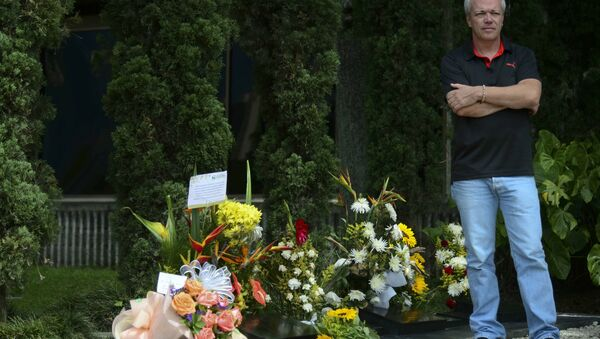 Jhon Jairo Velasquez, alias Popeye, asesino colombiano - Sputnik Mundo