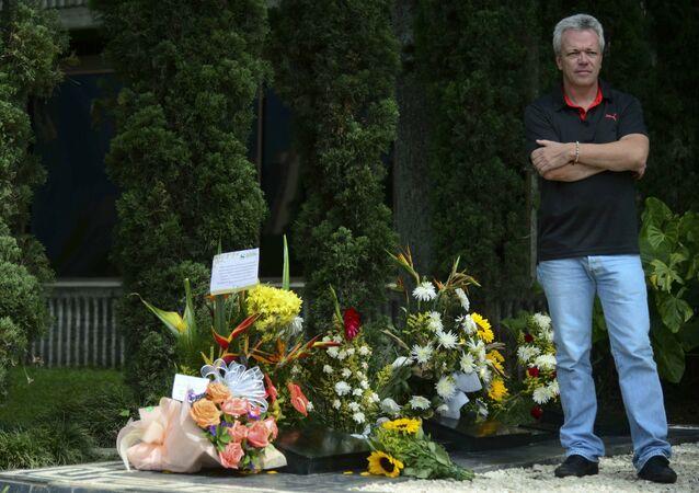 Jhon Jairo Velásquez, alias Popeye, asesino colombiano