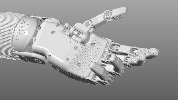 Maxbionic, prótesis biónica rusa - Sputnik Mundo