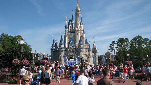 El parque temático de Disney - Sputnik Mundo