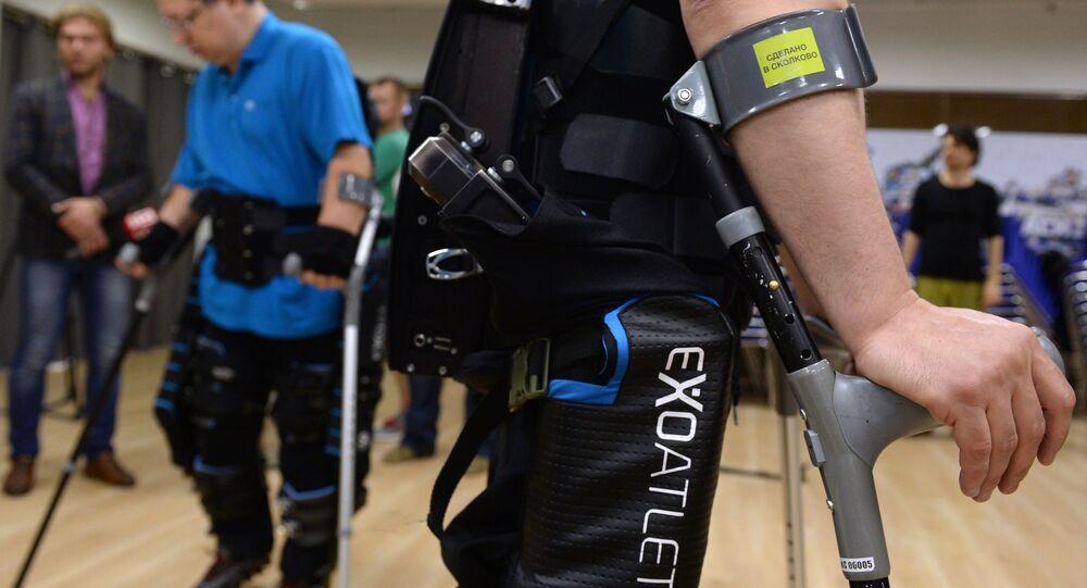 ExoAtlet, el exoesqueleto médico ruso
