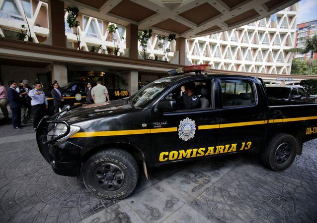 Policía de Guatemala