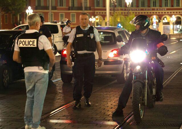 Situación en Niza tras el atentado