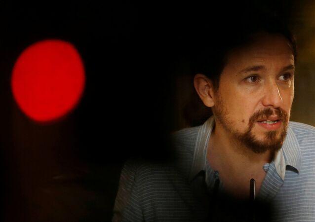 Pablo Iglesias, secretario general de Podemos (archivo)