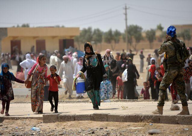 Situación en Irak (archivo)