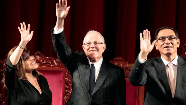 Pedro Pablo Kuczynski, el presidente electo de Perú - Sputnik Mundo