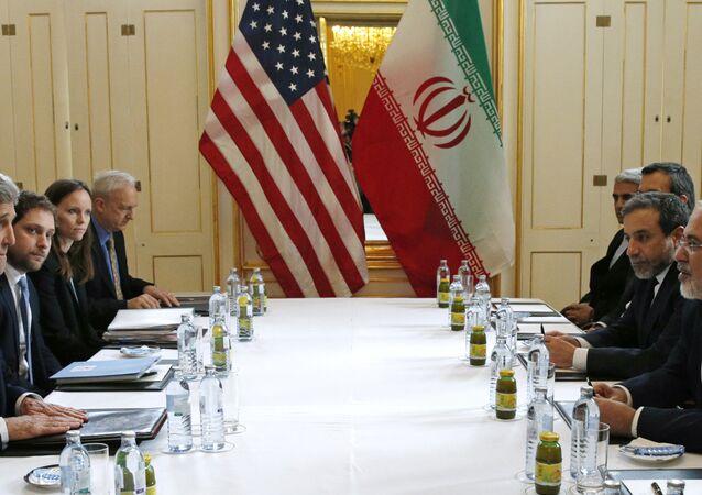 Las negociaciones sobre el programa nuclear de Irán (archivo)