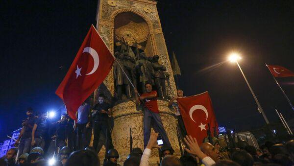 Situación en Estambul - Sputnik Mundo