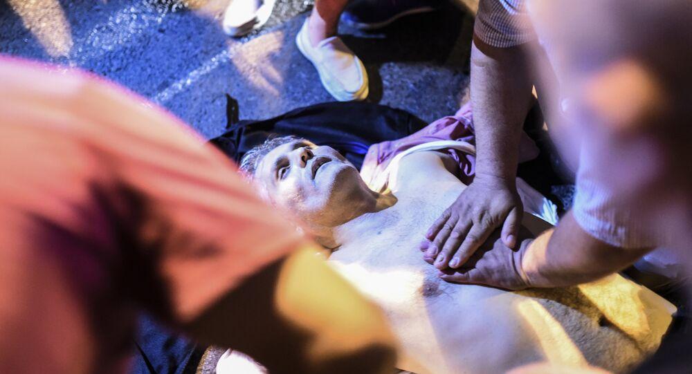 Un herido tras los enfrentamientos con las policías en el puente sobre el Bósforo