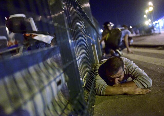 La situación en Estambul tras el intento del golpe de Estado en Turquía