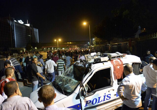 Situación en Ankara