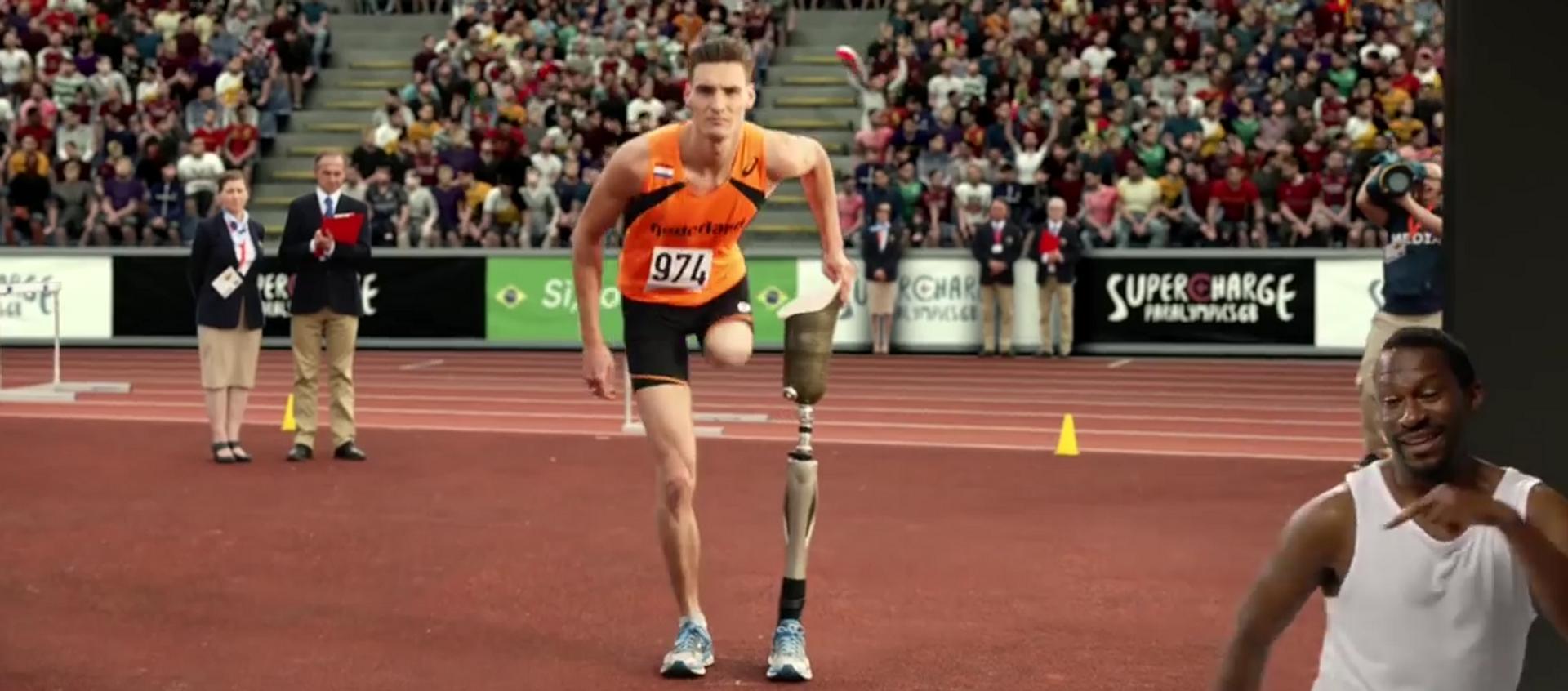 Un atleta paraolímpico - Sputnik Mundo, 1920, 16.07.2016