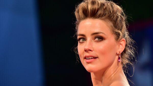 Amber Heard - Sputnik Mundo