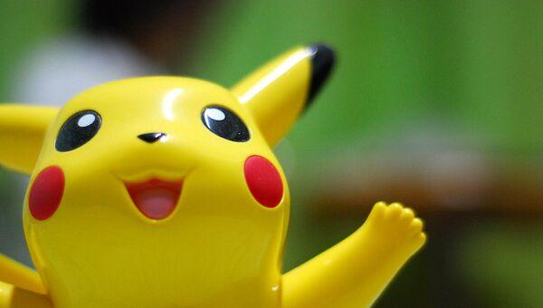 Pikachu, especie de pokémon - Sputnik Mundo