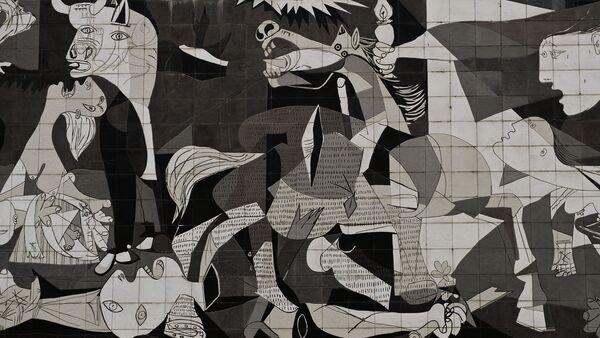 El cuadro 'Gernika' de Picasso - Sputnik Mundo