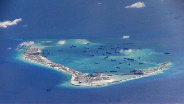 Tensión en el Mar del Sur de China - Sputnik Mundo
