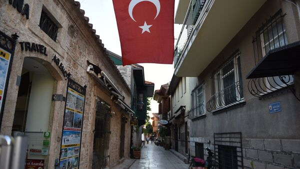 La ciudad turca de Antalia - Sputnik Mundo