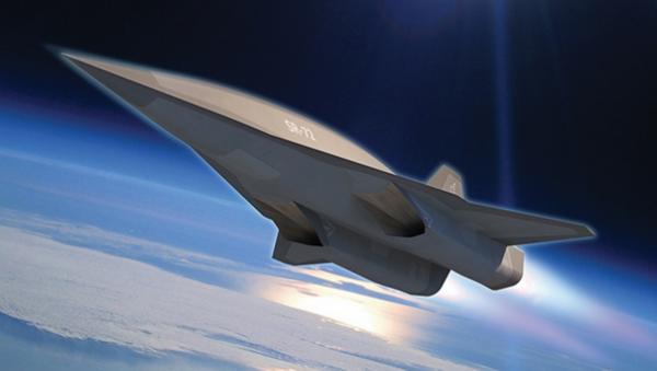 Proyecto de una nave hipersónica - Sputnik Mundo
