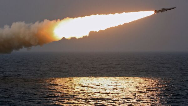Un misil supersónico ruso - Sputnik Mundo