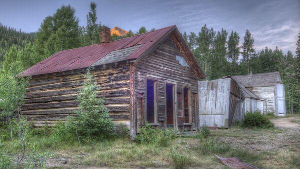 Una ciudad fantasma en Colorado. Archivo. - Sputnik Mundo