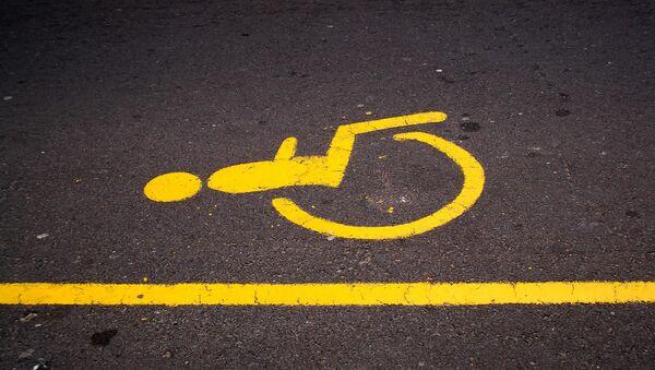 Símbolo discapacitados - Sputnik Mundo