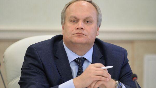 Yuri Nagórnij, ministro adjunto de Deporte de Rusia - Sputnik Mundo