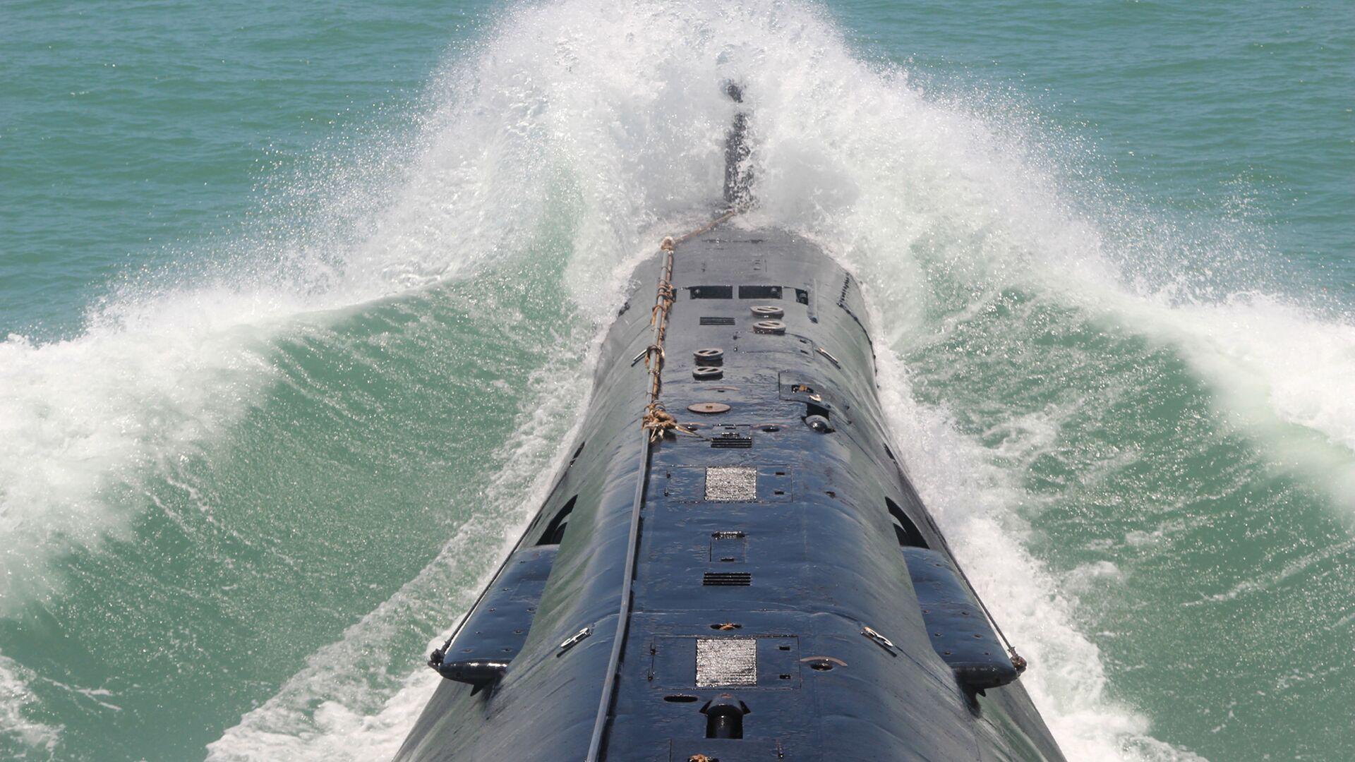 Submarino chino - Sputnik Mundo, 1920, 03.05.2021