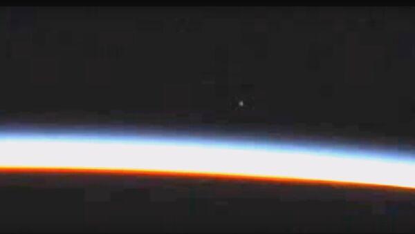 Un supuesto ovni capturado por la NASA - Sputnik Mundo