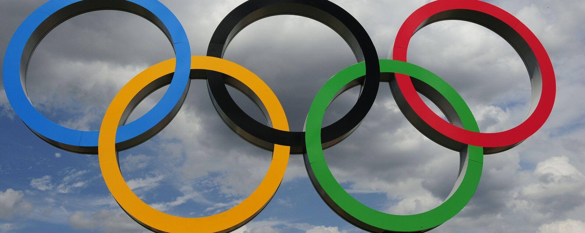 Los aros olímpicos - Sputnik Mundo, 1920, 21.07.2021