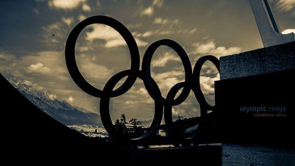 Los aros olímpicos - Sputnik Mundo