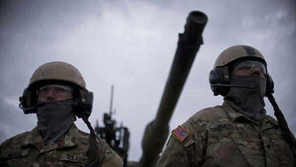 Los soldados del Ejército de EEUU (archivo) - Sputnik Mundo