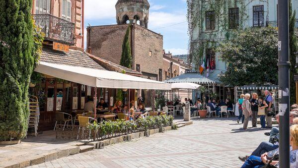 Tiflis, la capital de Georgia - Sputnik Mundo