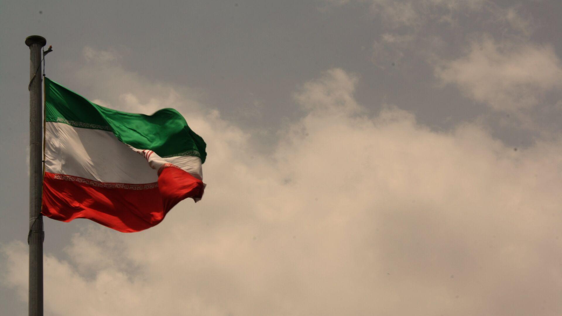 La bandera de Irán - Sputnik Mundo, 1920, 13.04.2021