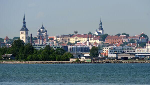Tallin, capital de Estonia - Sputnik Mundo
