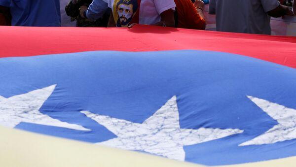 La bandera venezolana - Sputnik Mundo
