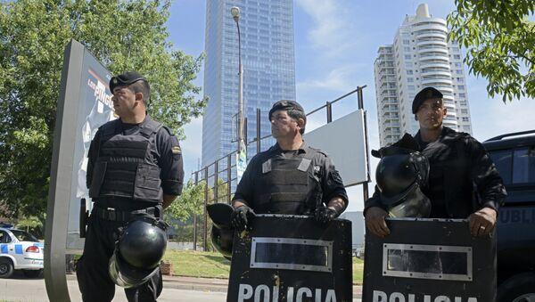 Policía de Uruguay - Sputnik Mundo