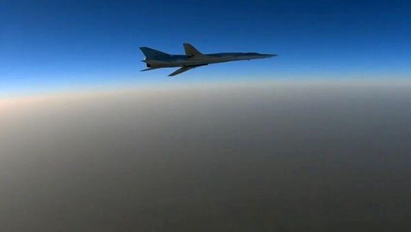 Bombardero Tu-22M3 - Sputnik Mundo