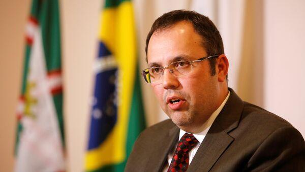 El juez Marco Josegrei da Silva - Sputnik Mundo